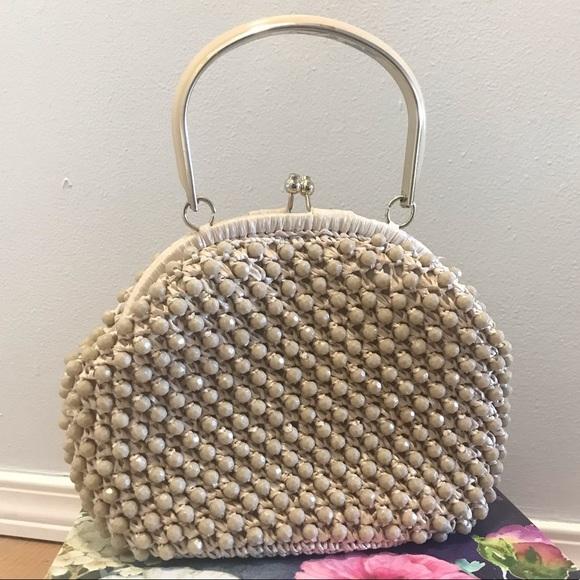 Handbags - Vintage summer hand bag
